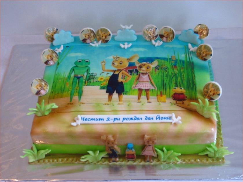 Pin Jonalu Torte Torten Diangelcom Von Diana Filipova Cake on ...