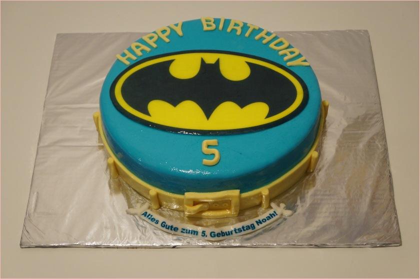 Batman Torte (Batman Fledermaus Logo) - Torten - diangel.com - Torten ...